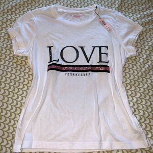 VS Love T-Shirt - NWT